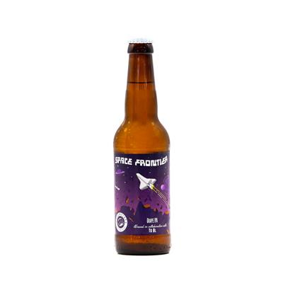 "Italian Grape Ale ""Space Frontier"" - fronte"