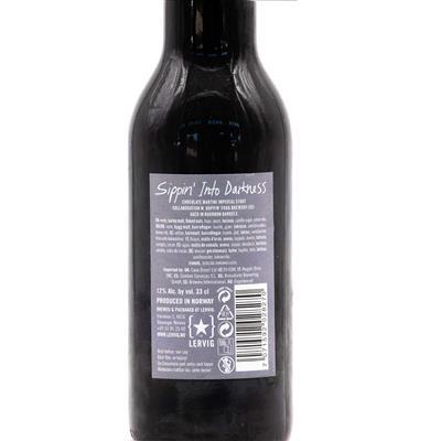 "Russian Imperial Stout ""Sippin' Into Darkness"" - lato dx_1"