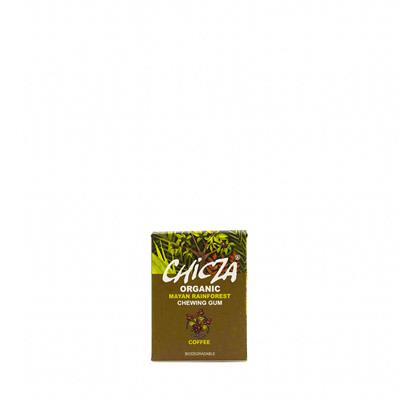 Chicza Coffee chewing gum bio - fronte